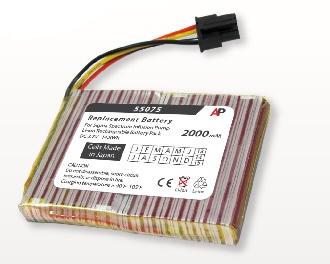 Baxter Sigma Spectrum Battery Image