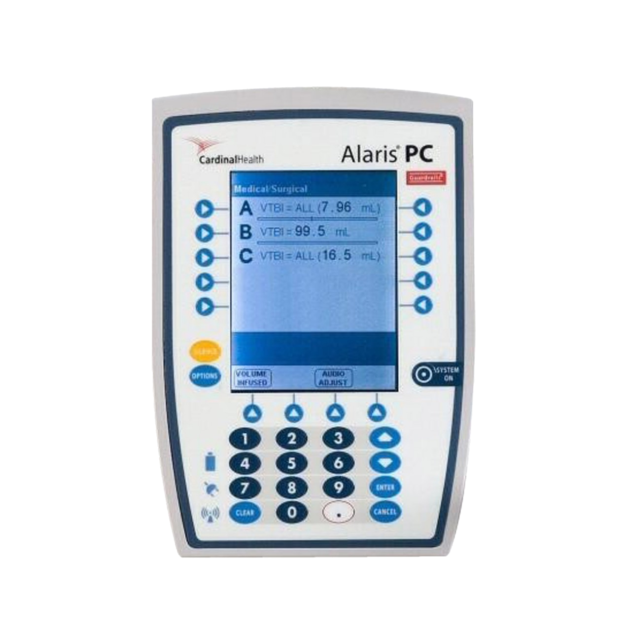 Alaris Carefusion 8015 PCU Infusion Pumps Image