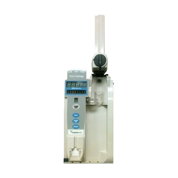 Alaris Carefusion 8110 Syringe Image