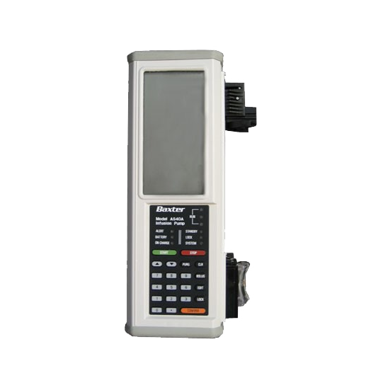 Baxter AS40A Syringe Infusion Pumps Image