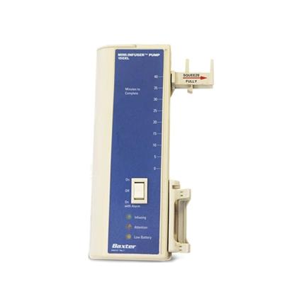 Baxter Bard 150XL Syringe Infusion Pumps Image