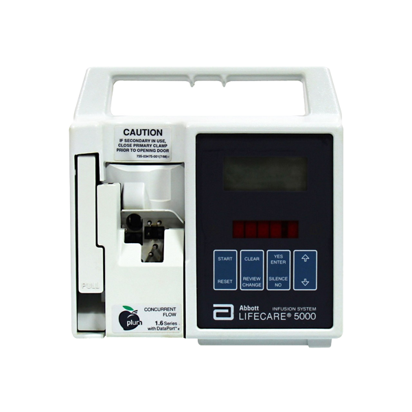Hospira Plum Lifecare 5000 Infusion Pumps Image