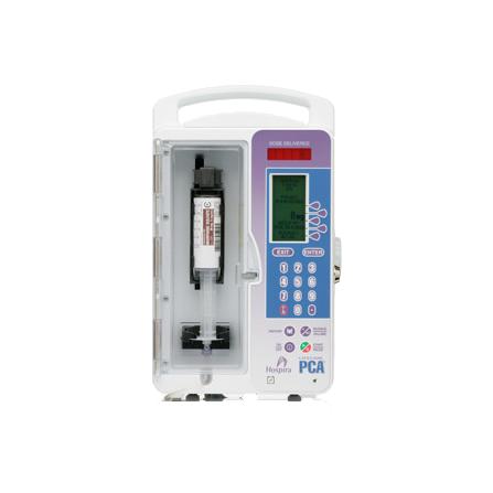 Hospira Lifecare PCA Syringe Infusion Pumps Image