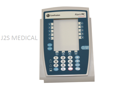 Recertified Bezel With Keypad For Carefusion Medley 8000 Image