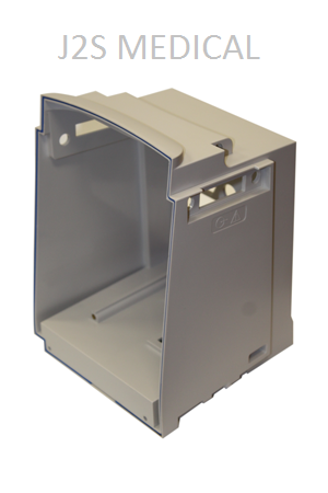 Recertified Rear Case For Carefusion Medley 8000 Image