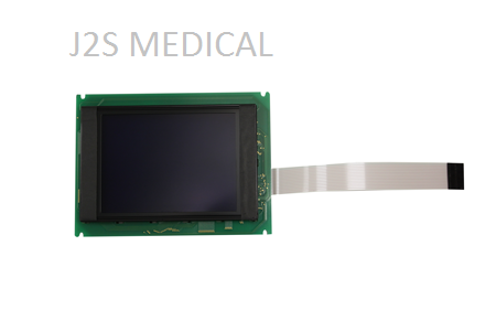 Replacement LCD Display For Carefusion Medley 8000 Image