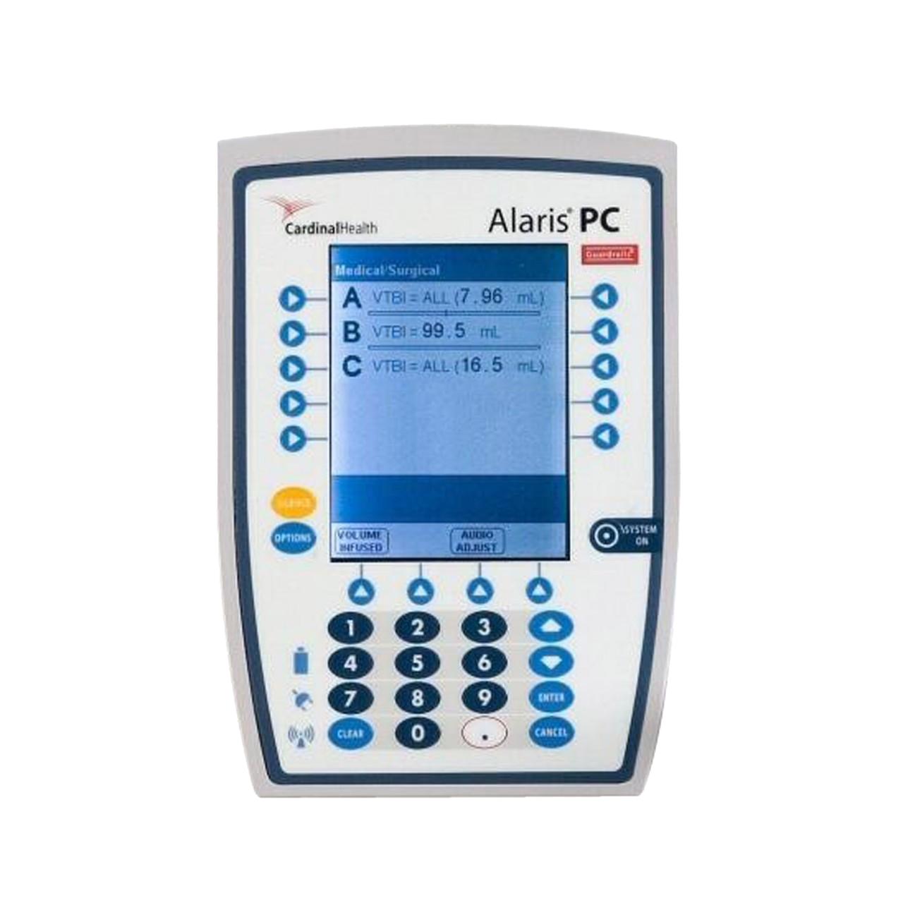 Alaris Carefusion 8015 PCU Infusion Pumps Image