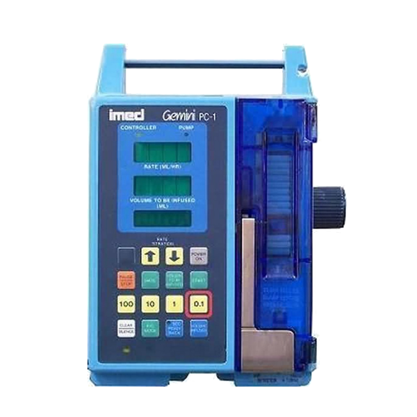 Alaris IMED PC-1 Infusion Pumps Image