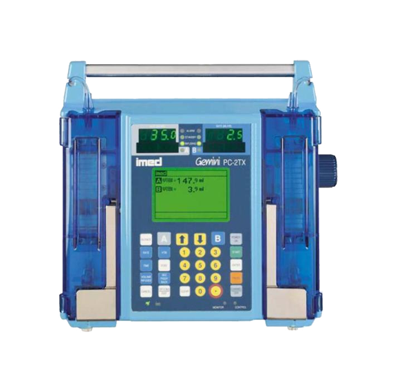 Alaris IMED PC-2TX Infusion Pumps Image
