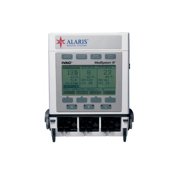 Alaris Medsystem III Infusion Pumps Image