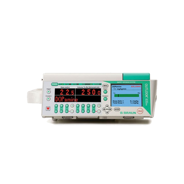 BBraun Outlook 100 Infusion Pumps Image