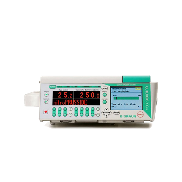BBraun Outlook 200 Infusion Pumps Image